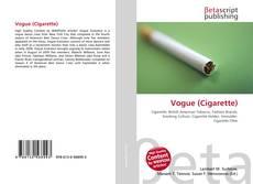 Vogue (Cigarette)的封面