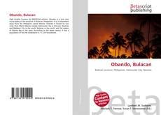 Bookcover of Obando, Bulacan