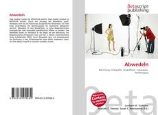 Bookcover of Abwedeln