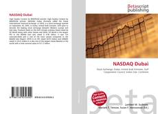 Bookcover of NASDAQ Dubai