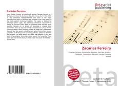 Zacarías Ferreira kitap kapağı