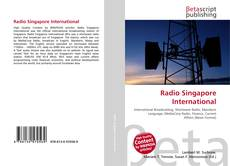 Capa do livro de Radio Singapore International