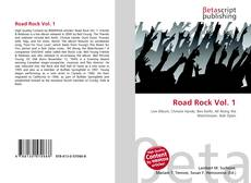Portada del libro de Road Rock Vol. 1