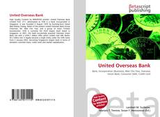 Bookcover of United Overseas Bank