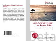Capa do livro de North American Society for Oceanic History