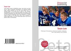 Bookcover of Sean Lee