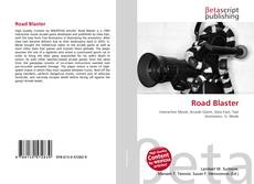 Bookcover of Road Blaster