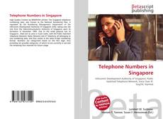 Telephone Numbers in Singapore kitap kapağı