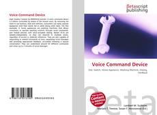 Voice Command Device的封面