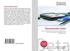 Ramachandra Guha kitap kapağı