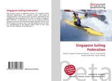 Bookcover of Singapore Sailing Federation