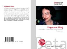 Bookcover of Singapore Sling