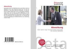 Bookcover of Abwerbung