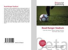 Bookcover of Road Ranger Stadium