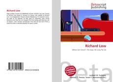 Buchcover von Richard Low