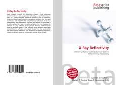 Copertina di X-Ray Reflectivity
