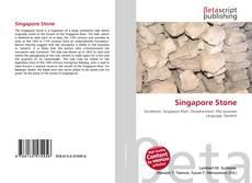 Bookcover of Singapore Stone