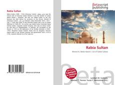 Bookcover of Rabia Sultan