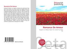 Capa do livro de Romance De Amour