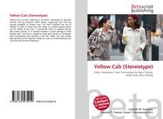 Portada del libro de Yellow Cab (Stereotype)