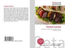 Обложка Yemeni Cuisine