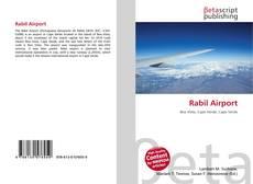 Capa do livro de Rabil Airport