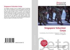 Bookcover of Singapore Volunteer Corps