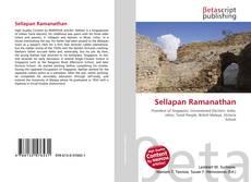 Sellapan Ramanathan kitap kapağı