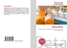Bookcover of Abwurfbox
