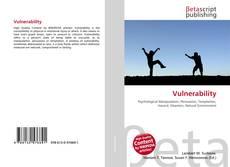 Bookcover of Vulnerability