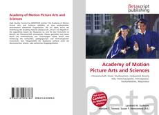 Bookcover of Academy of Motion Picture Arts and Sciences