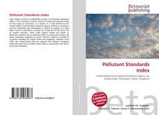 Pollutant Standards Index的封面