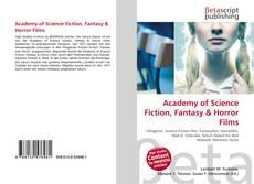Обложка Academy of Science Fiction, Fantasy & Horror Films