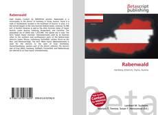 Buchcover von Rabenwald
