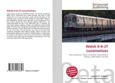 Capa do livro de Welsh 0-6-2T Locomotives