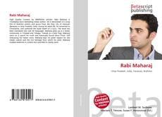Обложка Rabi Maharaj
