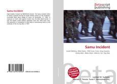Bookcover of Samu Incident