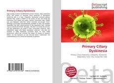 Обложка Primary Ciliary Dyskinesia