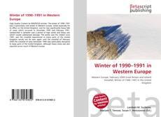 Copertina di Winter of 1990–1991 in Western Europe