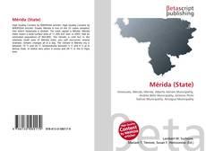 Portada del libro de Mérida (State)