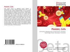 Buchcover von Platelet, Cells