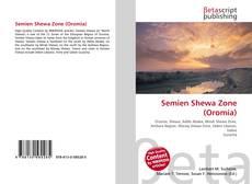 Couverture de Semien Shewa Zone (Oromia)