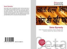 Portada del libro de Sena Dynasty