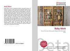 Обложка Raby Mere