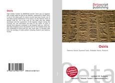 Osiris kitap kapağı