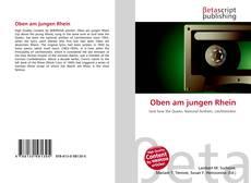 Buchcover von Oben am jungen Rhein