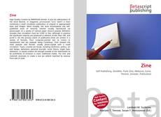 Buchcover von Zine