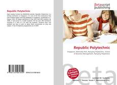 Bookcover of Republic Polytechnic
