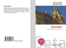 Oberallgäu kitap kapağı