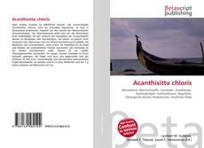 Обложка Acanthisitta chloris